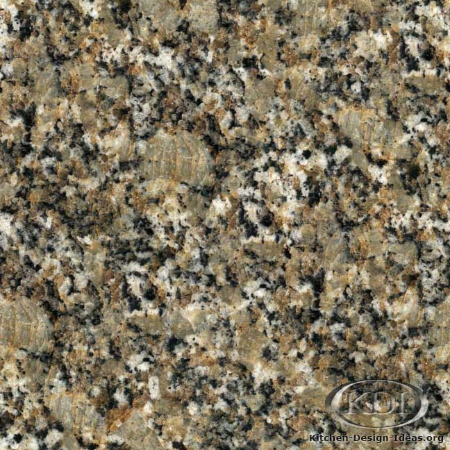 Abyss Green Granite