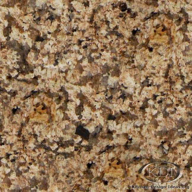 Dark Brown Granite Colors : Granite countertop colors gold