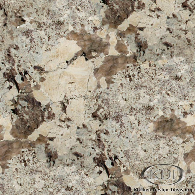 Granite Types : Alaska Granite - Kitchen Countertop Ideas
