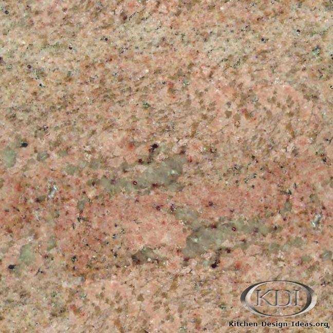 Artistic Brown Granite