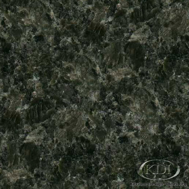 Granite Countertop Colors - Green Granite