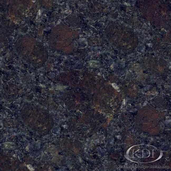 Blue Granite Stone : The gallery for gt blue marble stone counter