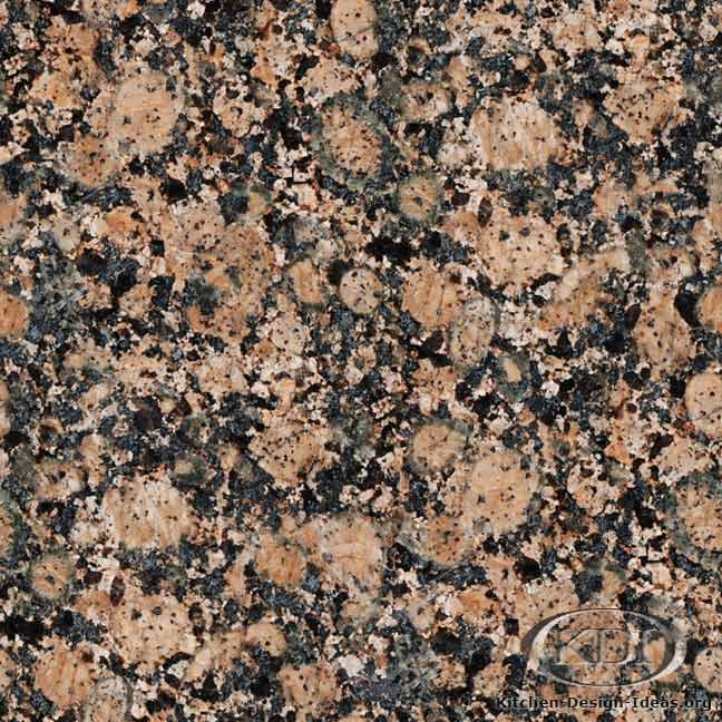 Baltic Brown Granite : Baltic Brown Light Granite - Kitchen Countertop Ideas