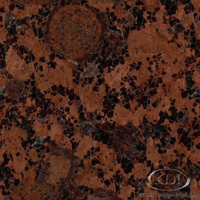 Granite Countertop Colors Red Granite