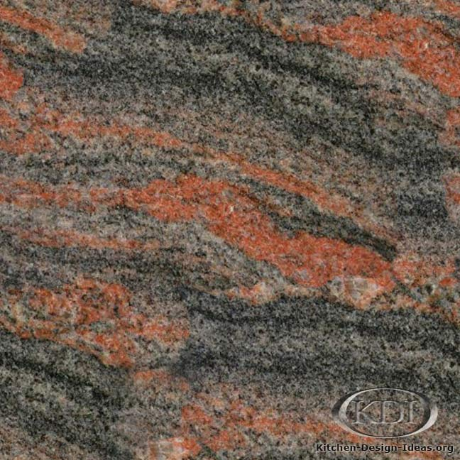 Barents Red Granite