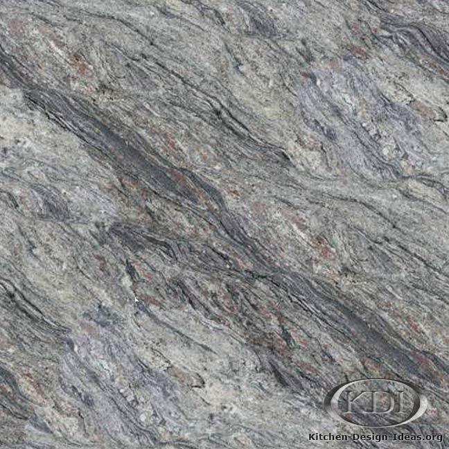 Gray Granite Countertops : Granite Countertop Colors - Gray Granite