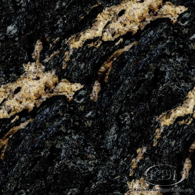 Black Granite Colors Gallery