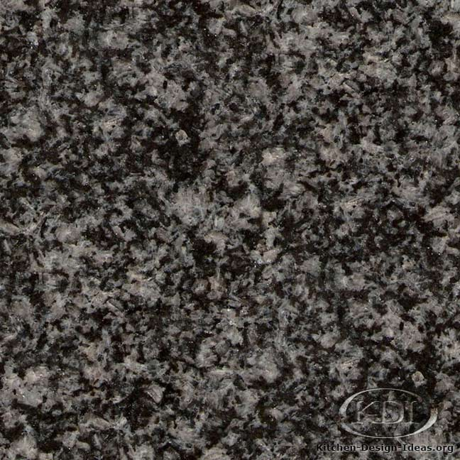 Black Granite Countertops : Black Impala Granite - Kitchen Countertop Ideas