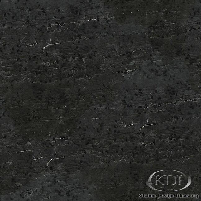 Black Meteorite Granite