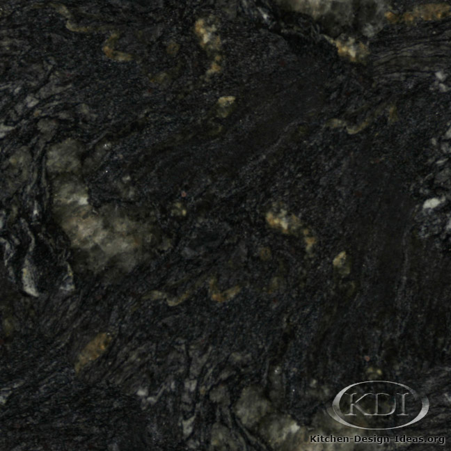 Black Titanium Granite : Black titanium granite kitchen countertop ideas