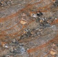 Blue Fire Brushed Granite
