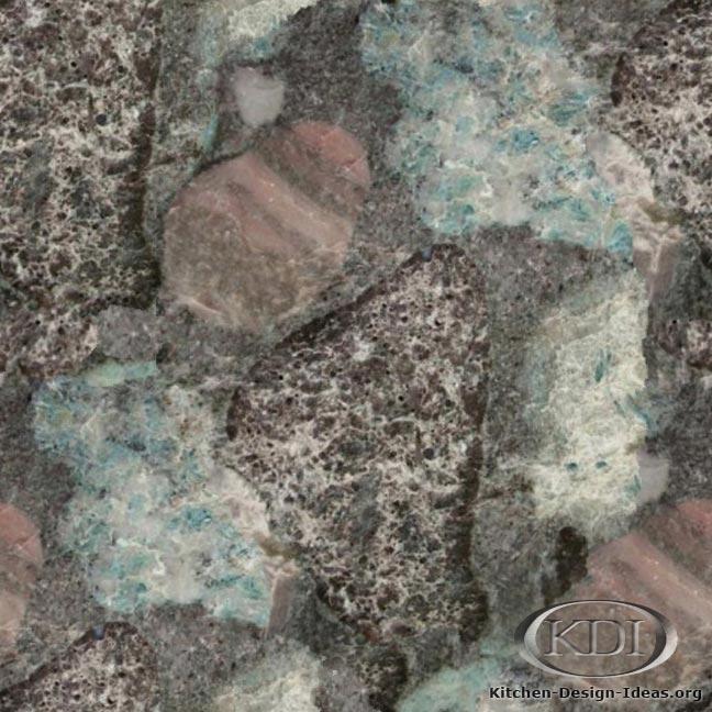 Blue Palladium Granite