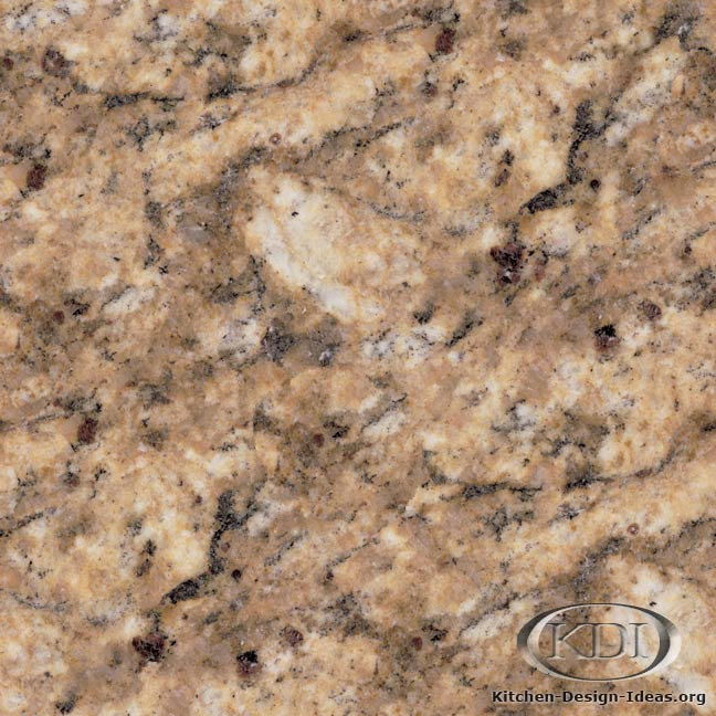 Amazing Brazil Gold Classic Granite