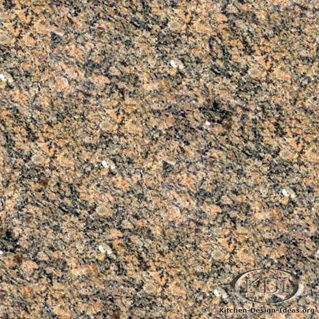 Brazilian Mahogany Granite