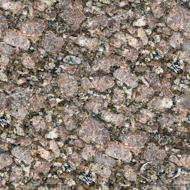 Brown Atlantide Granite