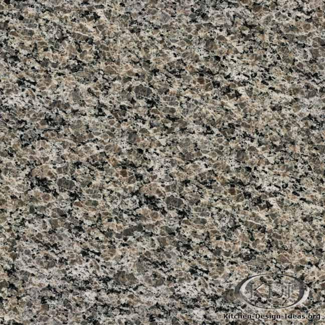 Brown Itabira Granite