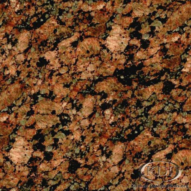Brown Santiago Granite