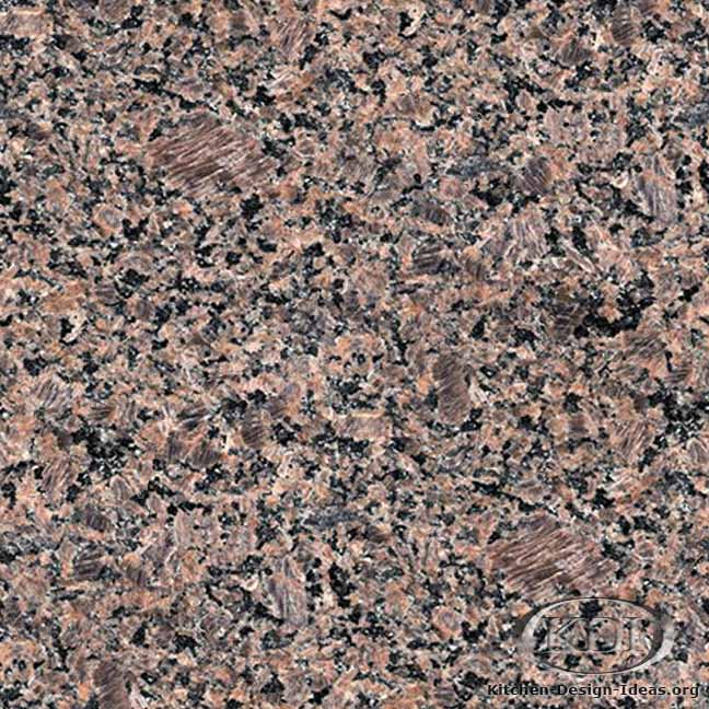California Brown Granite