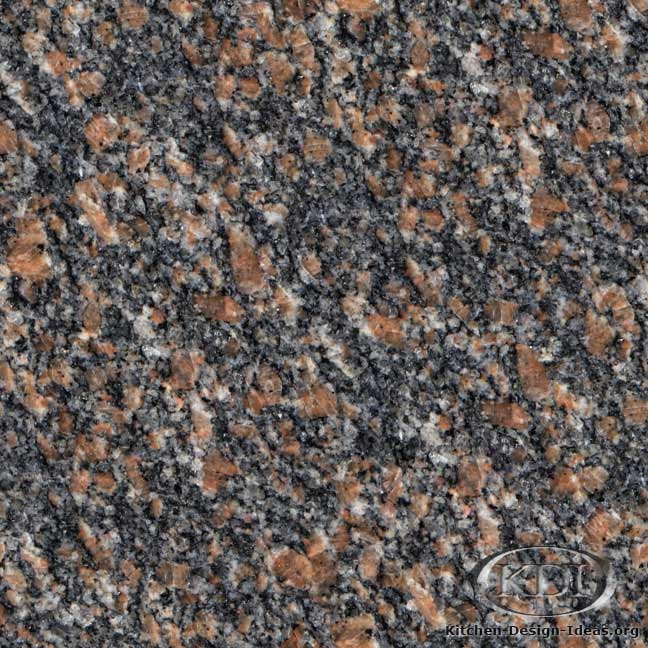 Canadian Mahogany Granite
