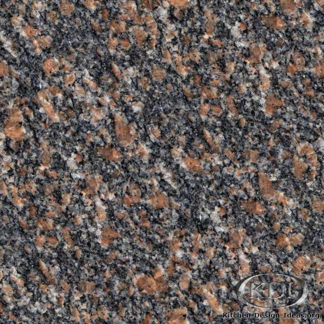 Canadian Mahogany Granite