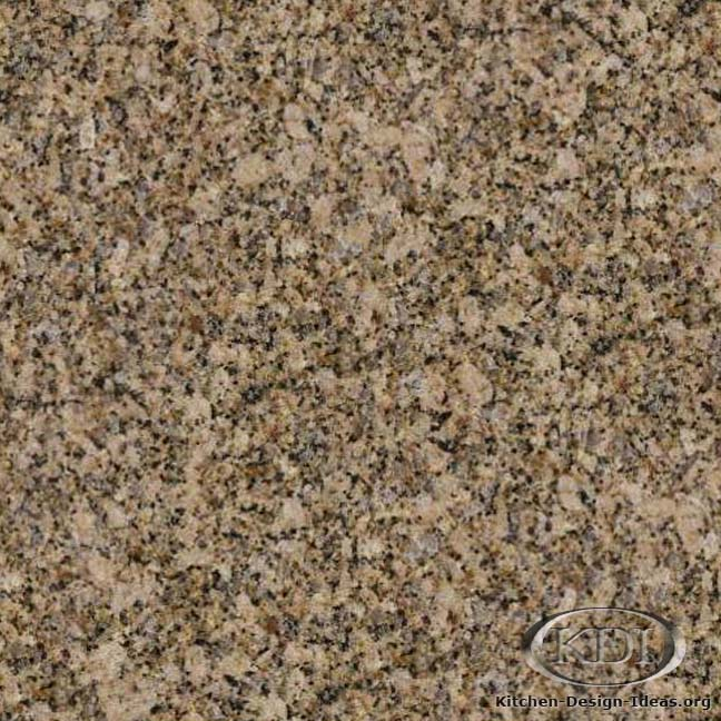 Capri Yellow Granite