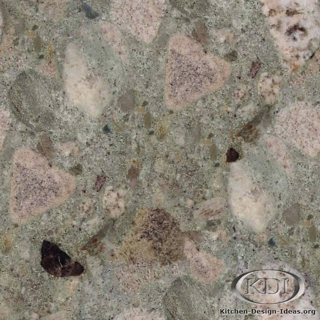 Caribbean Blue Granite