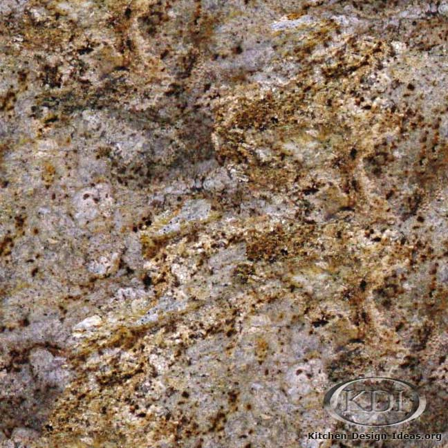 Granite Countertop Colors - Gold Granite