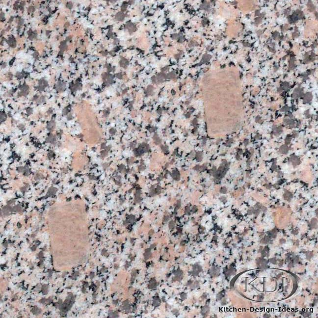 Pink To Gray Granite : Granite countertop colors pink