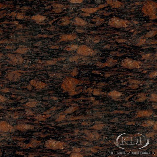 Cats Eye Red Granite