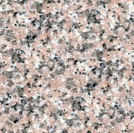 Cherry Blossom Red Granite