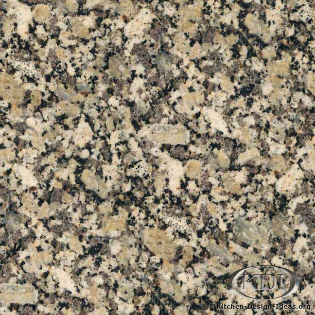 China Giallo Fiorito Granite
