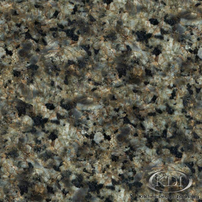 Green Granite Countertops : China Green Granite - Kitchen Countertop Ideas