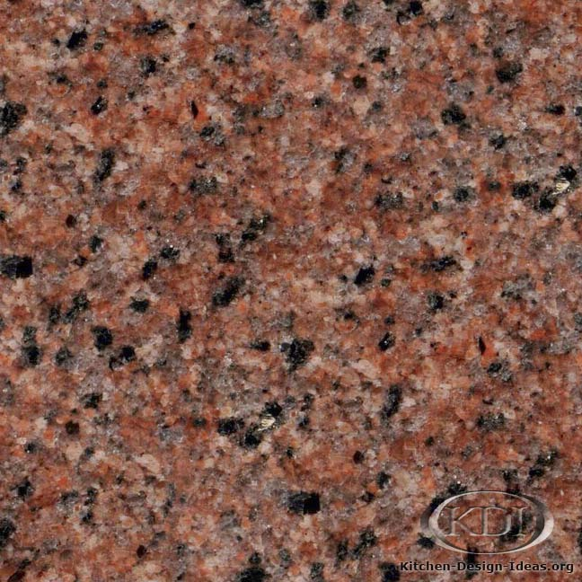China Mahogany Granite