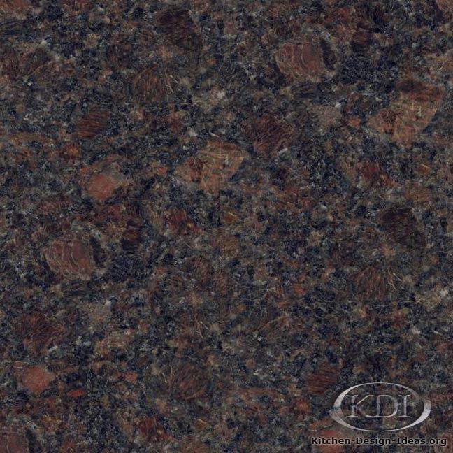 Black Coffee Granite : Coffee pearl granite kitchen countertop ideas