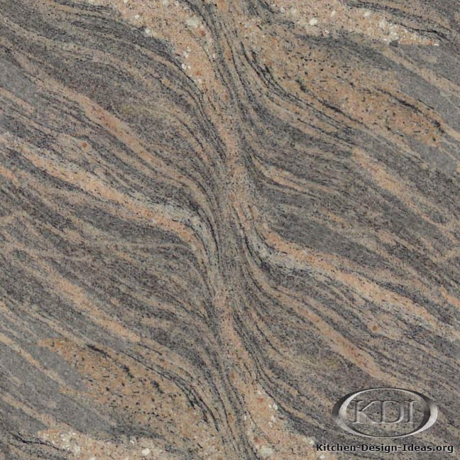 Colombo Juparana Granite - Kitchen Countertop Ideas