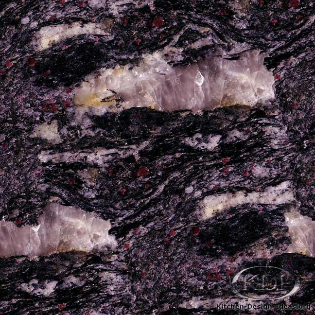 Cosmic Black Granite