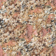 Cream Red Granite
