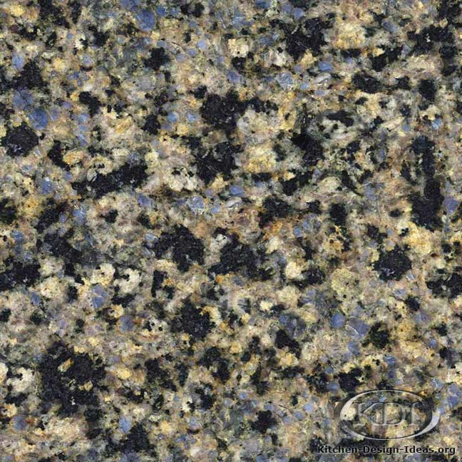Crema Blue Bahia Granite