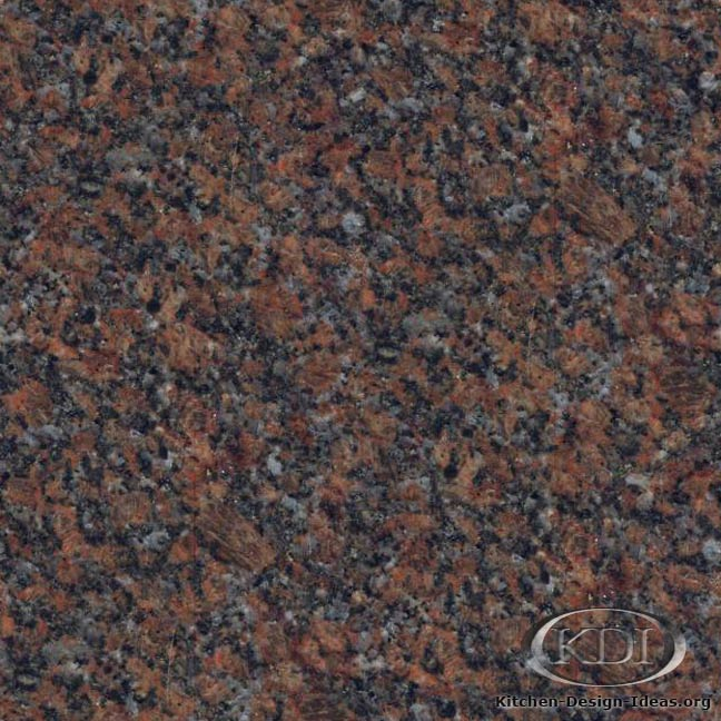 Dakota Mahogany Granite