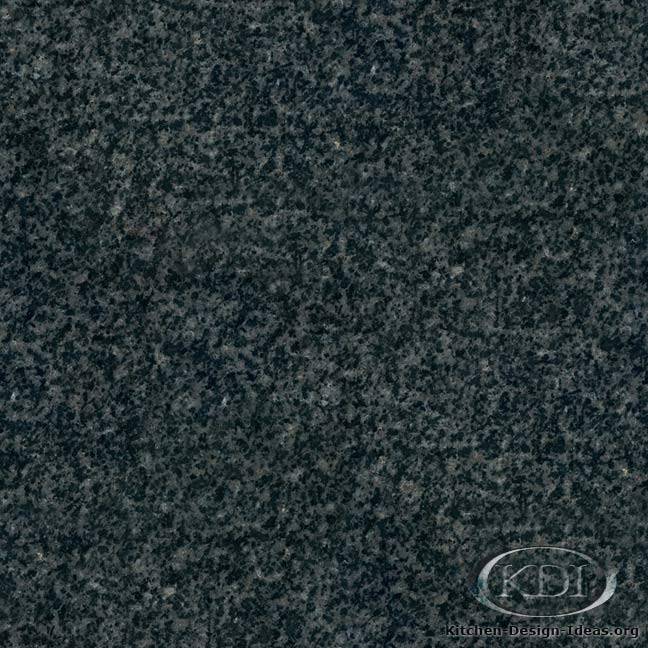 Dark Grey Granite - Kitchen Countertop Ideas
