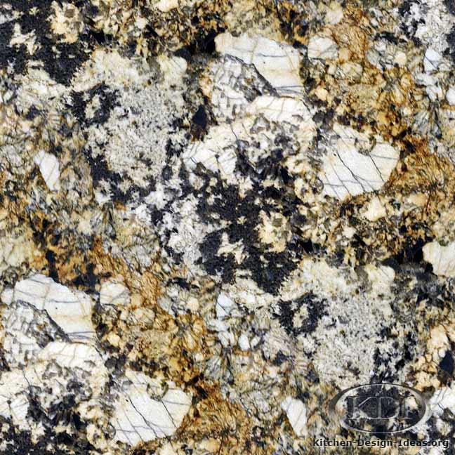 Delicatus Brown Granite