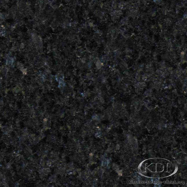 Emerald Black Granite