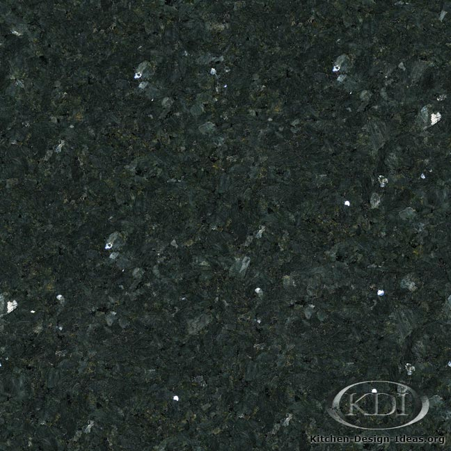 Emerald Pearl Granite : Emerald Pearl Granite - Kitchen Countertop Ideas