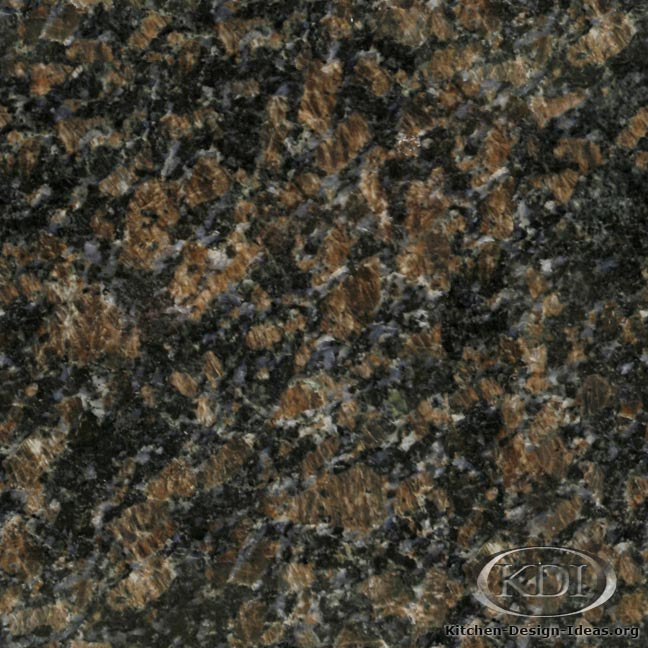 Dark Brown Granite Colors : Dark brown granite colors