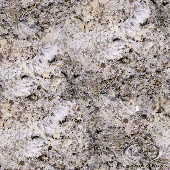 Giallo Argento Granite - Kitchen Countertop Ideas