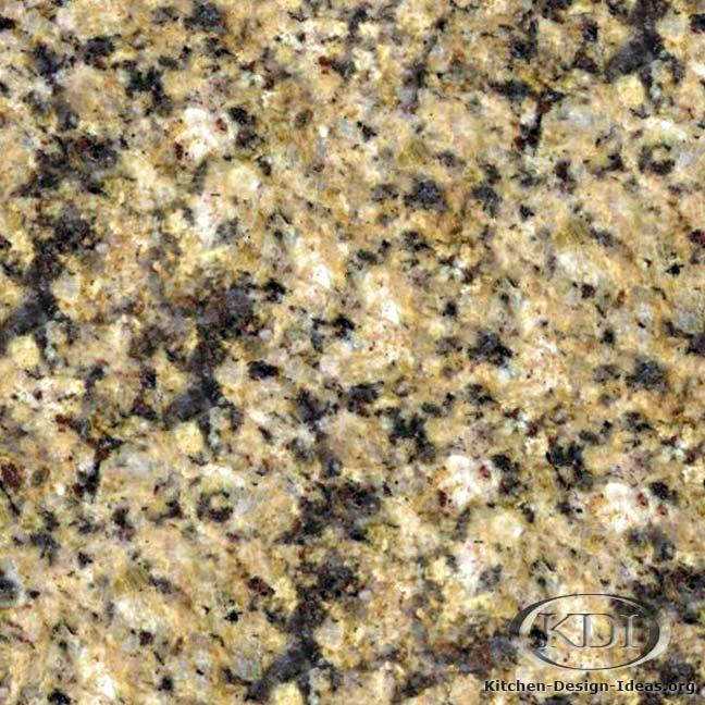 Giallo Farfalla Gold Granite