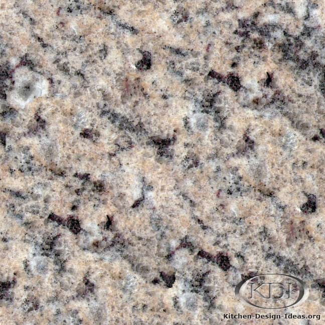 Light Colors For Granite Countertops : Giallo light granite kitchen countertop ideas