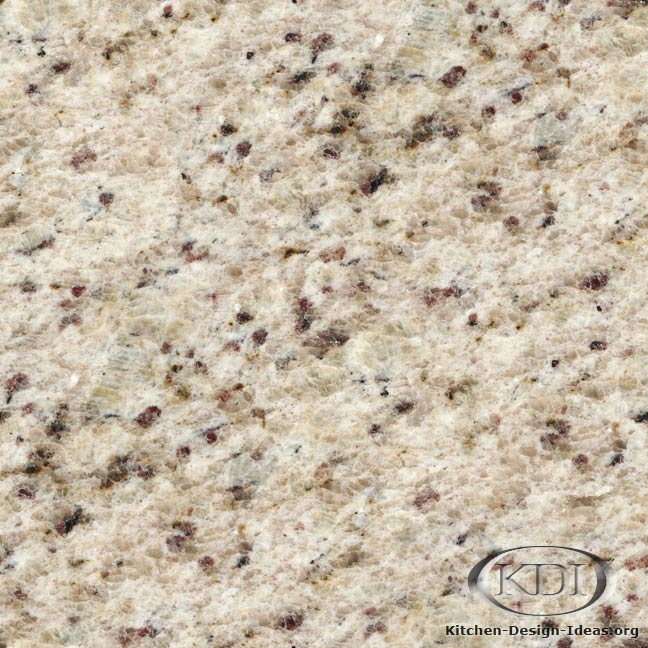 Granite Types : Giallo Imperial Granite - Kitchen Countertop Ideas