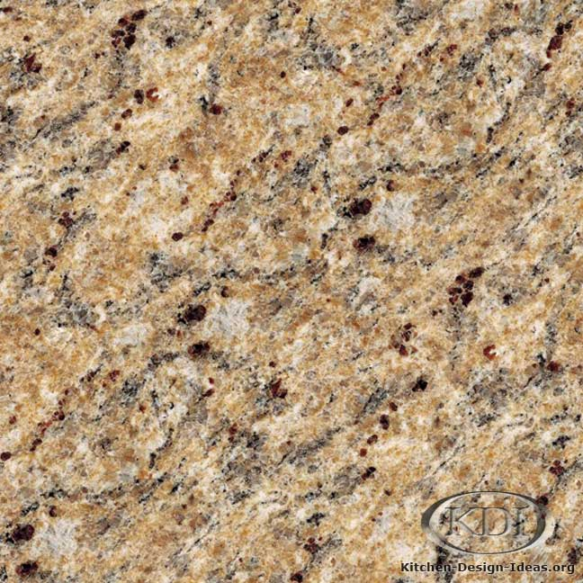 Giallo Veneziano Gold Granite Kitchen Countertop Ideas