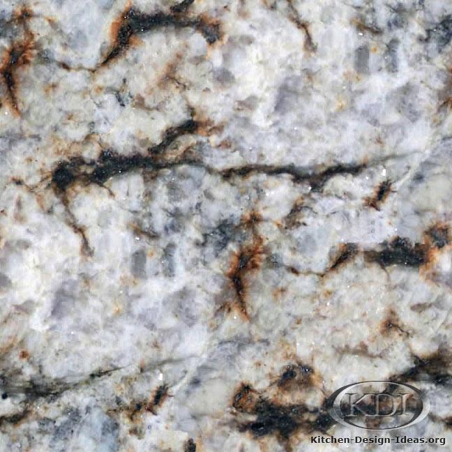 Golden Arctic Granite